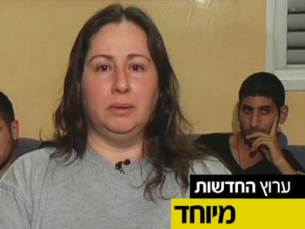 """ריקי אטיאס, אימו של רז אטיאס ז""""ל (צילום: חדשות 2)"""