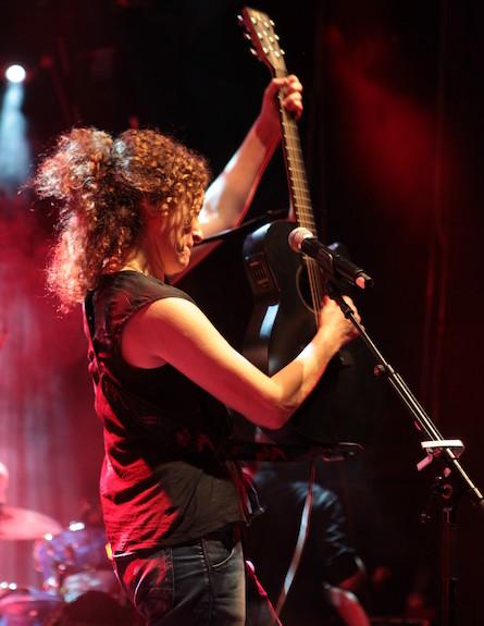 יהודית רביץ הופעה (צילום: ענבל צח)