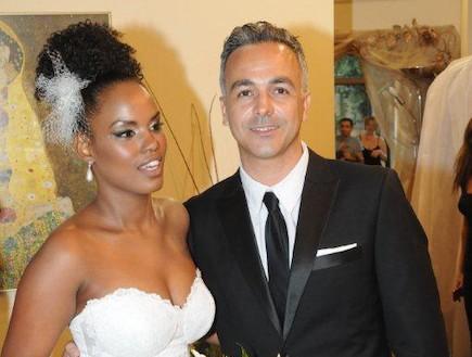 כברה קסאי התחתנה, כוכב נולד (צילום: ברק פכטר)