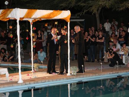 חתונה גאה אוהד וניר