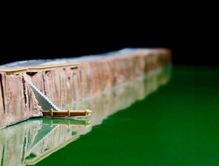 שולחן אגם, gaetano pesce