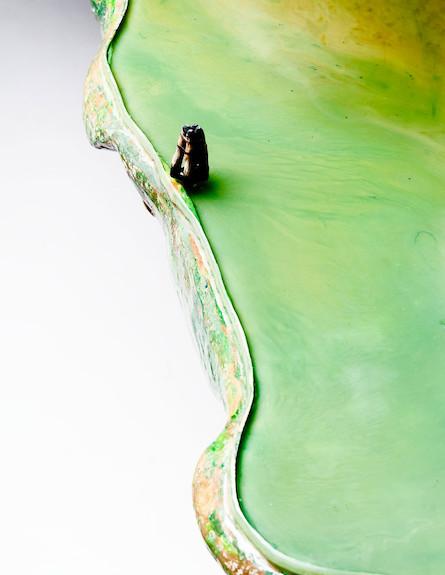 שולחן לגונה gaetano pesce (צילום: john rohrer)