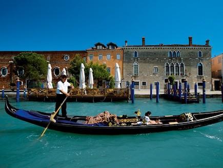 מלון קיפריאני ונציה