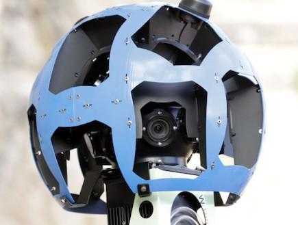 המצלמה של גוגל (צילום: מתוך dailymail.co.uk)