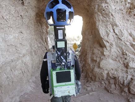מצלמה שמצלמת כל 2.5 שניות (צילום: מתוך dailymail.co.uk)