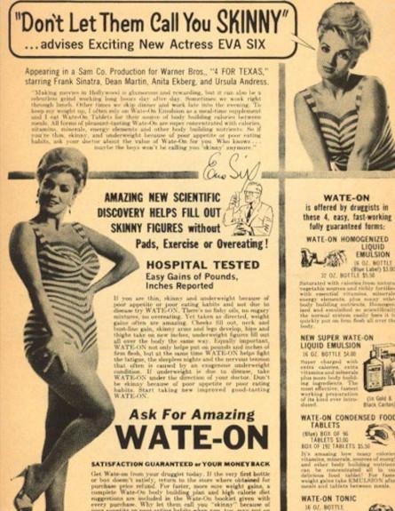 פרסומת מעודדת השמנה