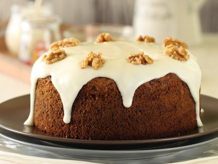 עוגת גזר - רוחב (צילום: חן שוקרון, אוכל טוב)