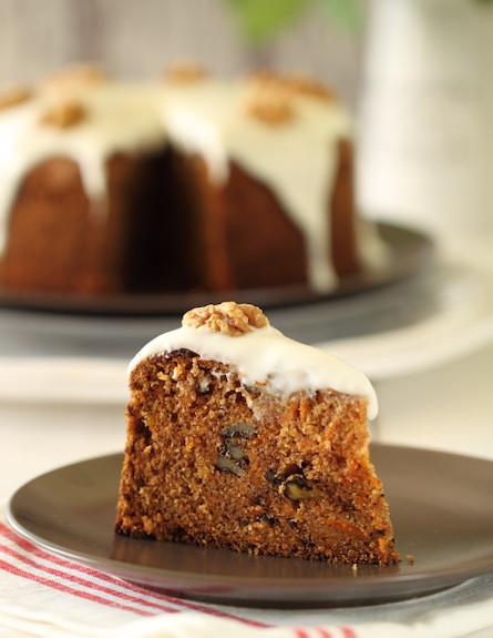 עוגת גזר - אורך (צילום: חן שוקרון, אוכל טוב)