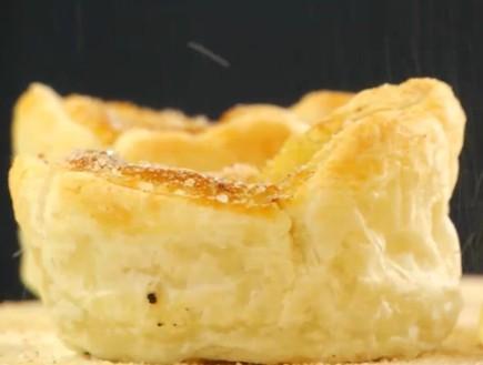 טארטלטים גבינה אישיים של אביבה (תמונת AVI: mako)