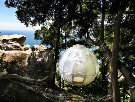 אוהל 6 (צילום: מותך-www.thecoolist.com)