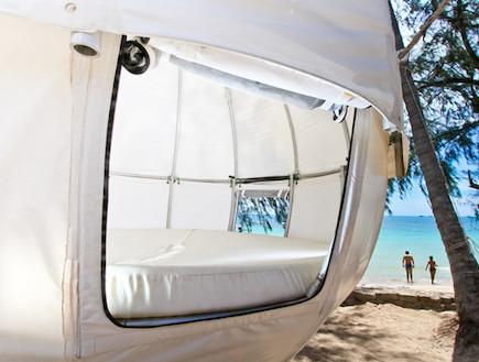 אוהל 3 - (צילום: מתוך- www.thecoolist.com)