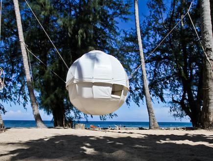 אוהל 4 - (צילום: מתוך-www.thecoolist.com)