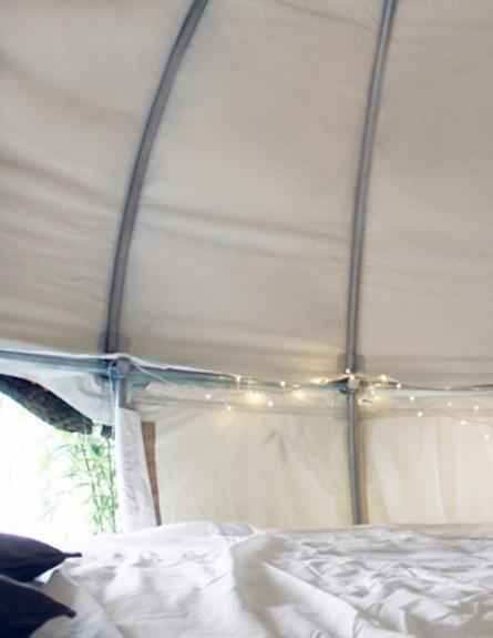 אוהל 7 (צילום: מתוך: www.thecoolist.com)