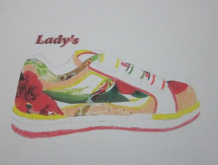 עיצוב הנעל של מור ליברמן