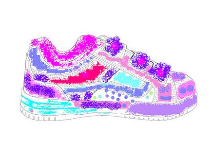 עיצוב הנעל של מעיין זנד