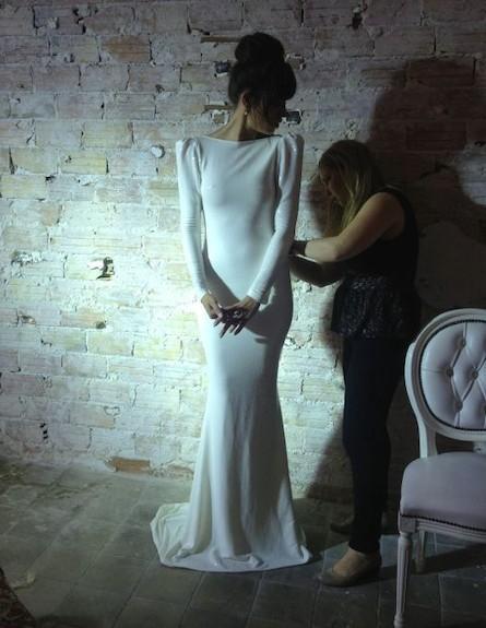 נטלי דדון בשמלות כלה