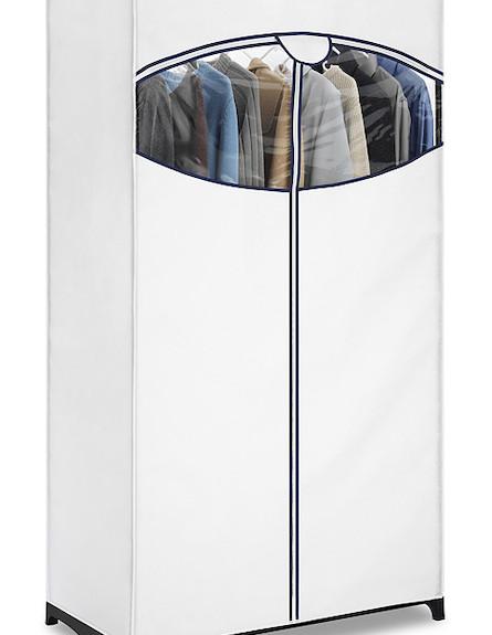 מתלה עם כיסוי בד (צילום: מתוך האתר www.home-organize.co.il)