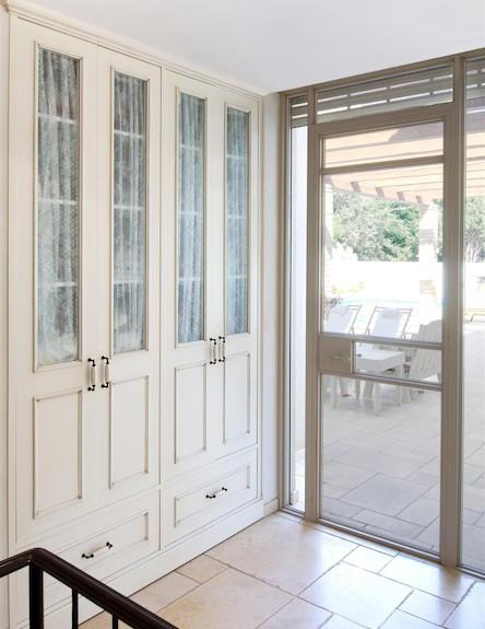 דלת המרפסת