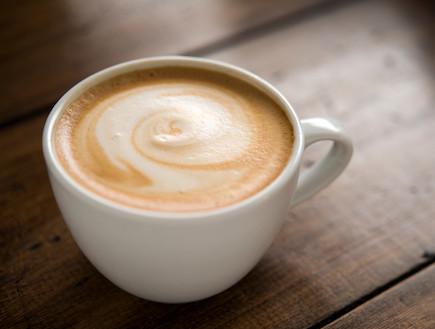 קפה הפוך ארומה (צילום: creacart, Istock)