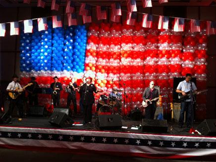 """מסיבת הבחירות בשגרירות ארה""""ב בישראל, הער (צילום: דני דויטש)"""