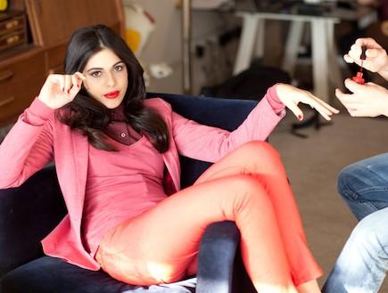 """דניאלה פיק (צילום: דודי חסון למגזין """"Bellemode"""")"""