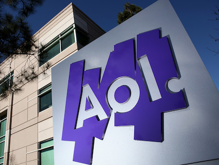 AOL (צילום: Justin Sullivan, GettyImages IL)
