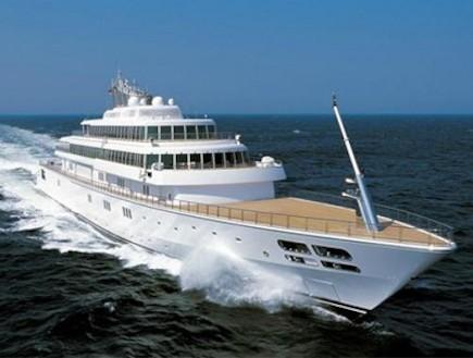 """הספינה """"השמש העולה"""" (צילום: superyachts.com)"""