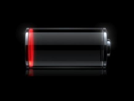סוללה של האייפון