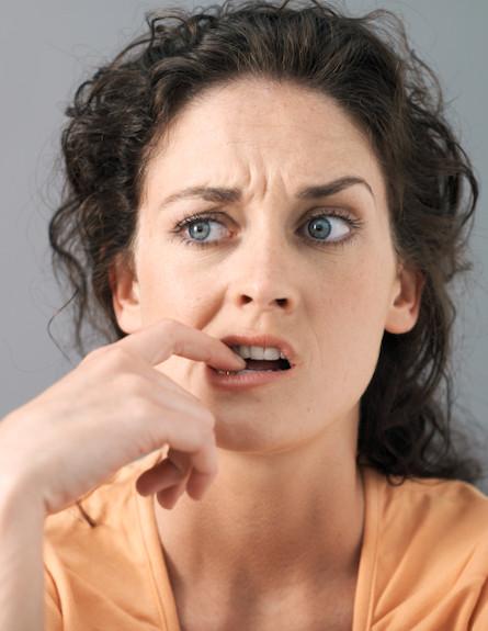 אישה מבולבלת (צילום: realsimple.com, Getty images)