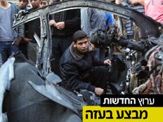 אחמד ג'עברי (צילום: חדשות 2)
