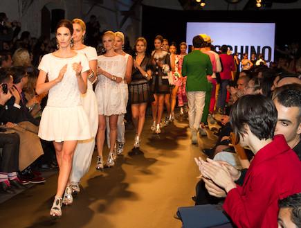 שבוע האופנה בתל אביב (צילום: ליאור קסון)