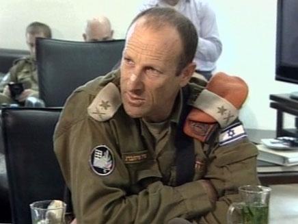 אלוף אייל אייזנברג (צילום: חדשות 2)