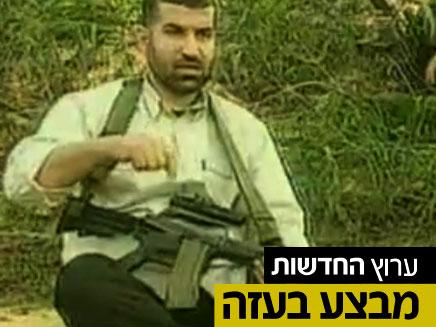 צפו: תיעוד החיסול של אל-ג'עברי (צילום: חדשות 2)