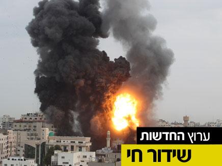 """צפו: צה""""ל מציג את השקרים של חמאס (צילום: רויטרס)"""