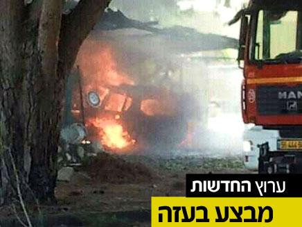 להיט באתרים הפלסטיניים (צילום: חדשות 2)