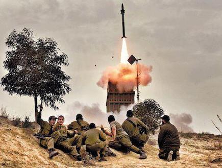 סוללת כיפת ברזל (צילום: מיליון יהודים)