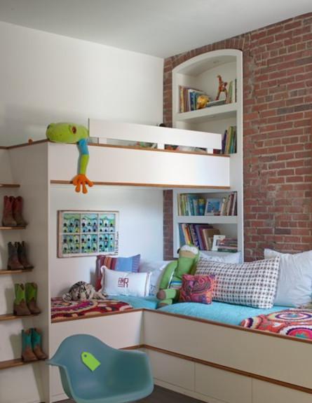 מאיר עיניים: פתרונות לתאורת קריאה בחדרי ילדים