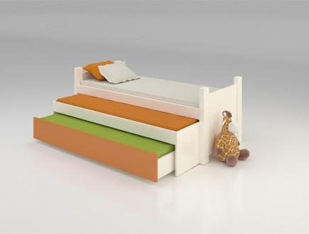 מיטה משולשת 2500שח-צילום (צילום: מנחם עוז-רהיטי דרורון)