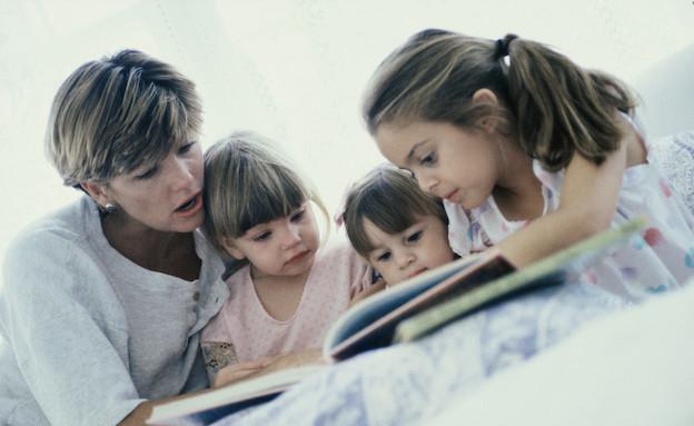 סיפור לילדים (צילום: Purestock, GettyImages IL)