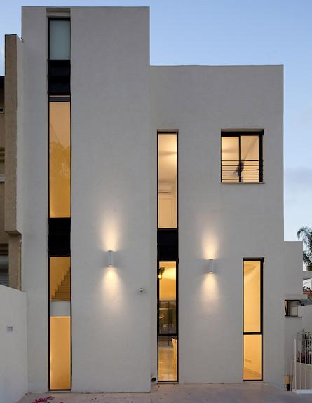 הרשאגה אדריכלים-תאורת לילה