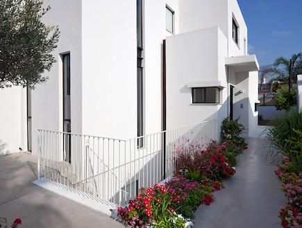 חזית הבית – הרשאגה האדריכלים.