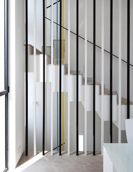 מדרגות -הרשאגה אדריכלים