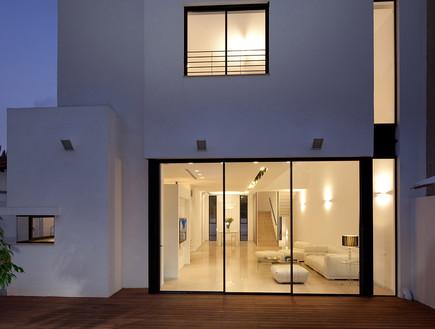 הרשאגה אדריכלים- יצאיה למרפסת