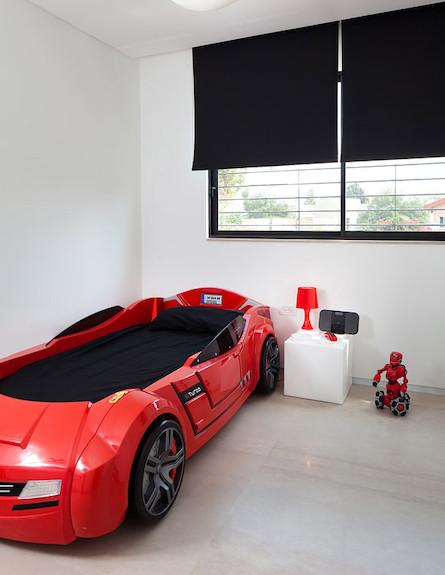 הרשאגה אדריכלים-מכונית