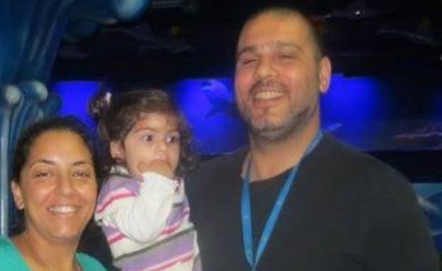 לימור אשר ומשפחתה