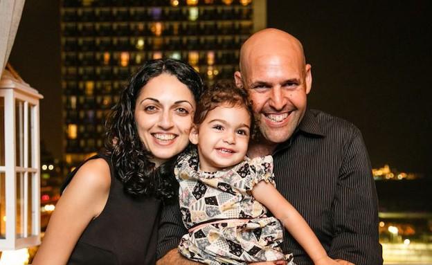 רויטל נופרבר אליאס ומשפחתה