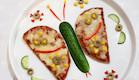 פיצה פרפר (צילום: אסתי רותם, אוכל טוב)
