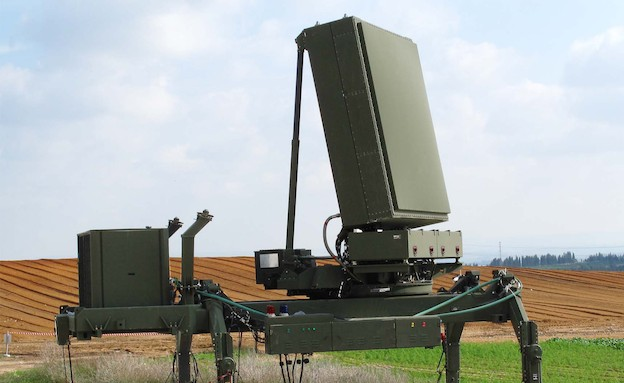 """מכ""""ם כיפת ברזל (צילום: תע""""א)"""