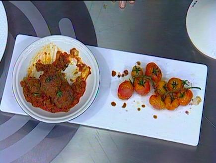 קציצות ברוטב עגבניות (תמונת AVI: mako)
