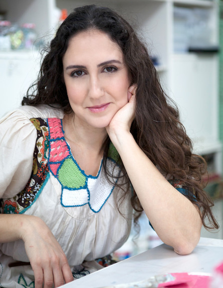 דנה ישראלי (צילום: דנה ישראלי)